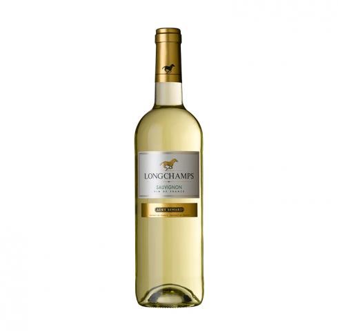 вино Лонгшампс Савиньон Блан 2018г 750мл