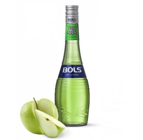 ликьор Болс 700мл Кисела ябълка