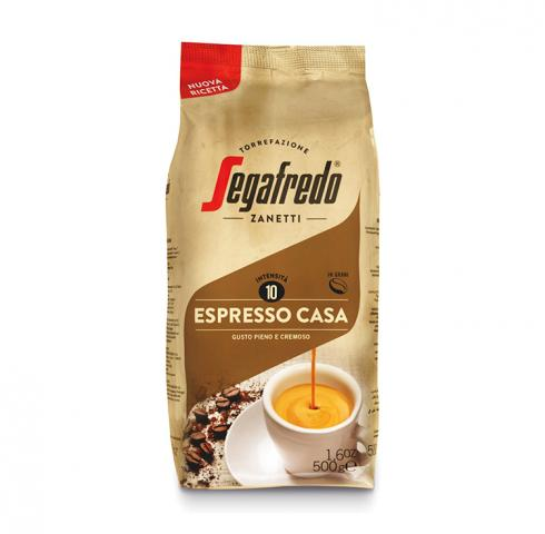 Сегафредо Еспресо Каса - кафе на зърна 500гр