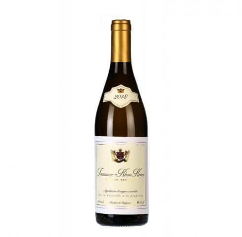 вино Преслав 750мл Траминер от Хан Крум