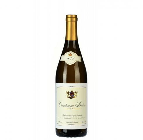 вино Преслав 750мл Шардоне