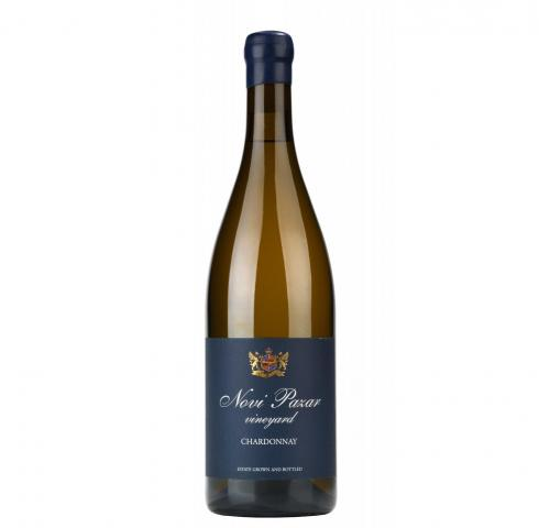 вино Нови Пазар 750мл Шардоне Премиум