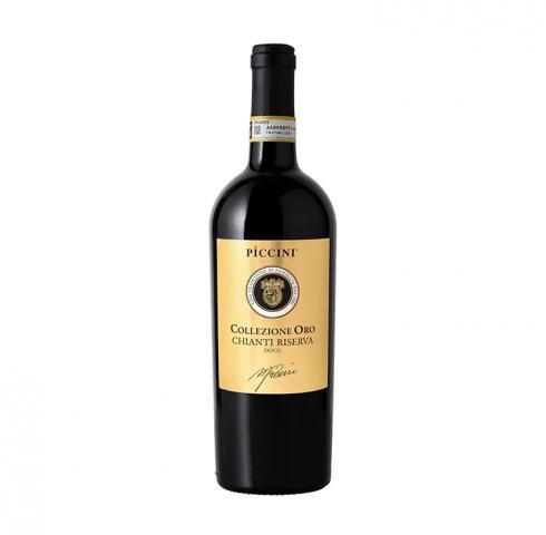 Вино Пичини Колеционе Оро Кианти Класико ДОКГ 2014г 750мл