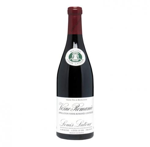 Вино Луи Латур  Вoн-Ромaни Пино Ноар 2009г 750мл
