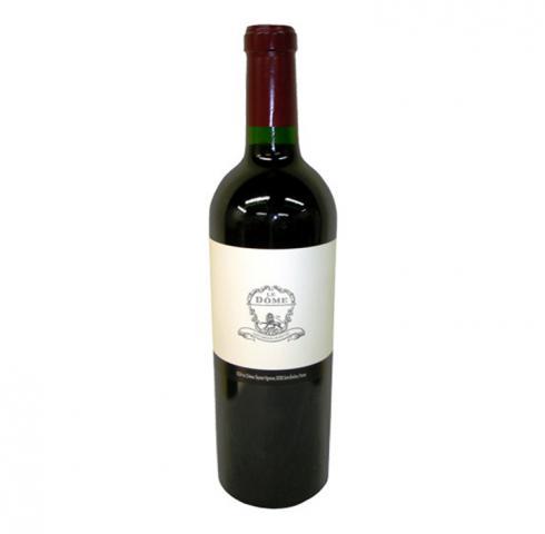 Вино Шато Тейсие Льо Дом Сейнт Емилион Гранд Крю 2007г 750мл