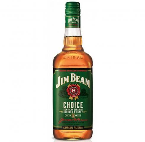 bourbon Jim Beam Choice 700 ml 5 YO