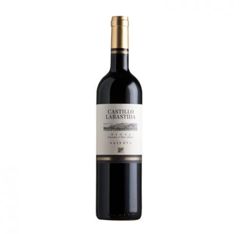 Вино Кастийо Лабастида Резерва 2014г 750мл