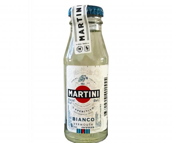 вермут Мартини 60мл Бианко p1