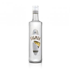 водка Салмон 700мл m1
