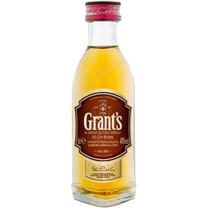 уиски Грантс 50мл p1