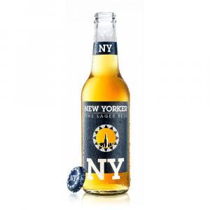 бира Ню Йоркър 330мл Лагер m1