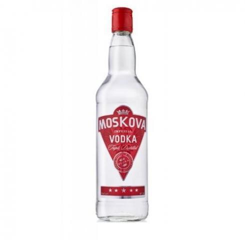 водка Москова 1л