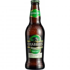 бира Крабис 330мл Джинджър биър Оригинал m1