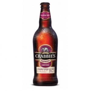 бира Крабис 330мл Джинджър биър МАЛИНА m1