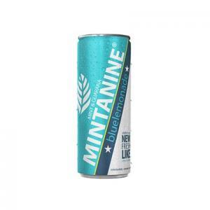 енергийна напитка Минтанин с Гуарана 250мл КЕН m1