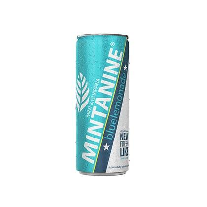 енергийна напитка Минтанин с Гуарана 250мл КЕН