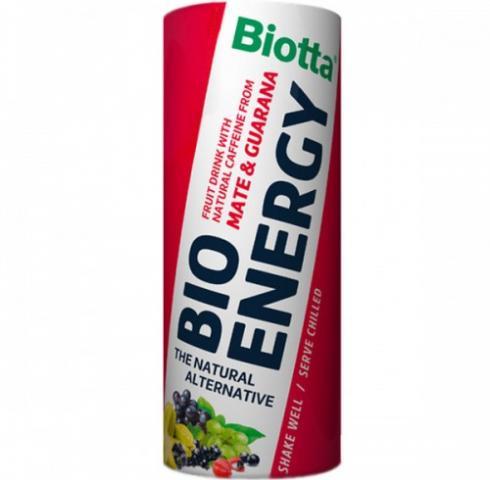 БИО енергийна напитка Биота 250мл КЕН