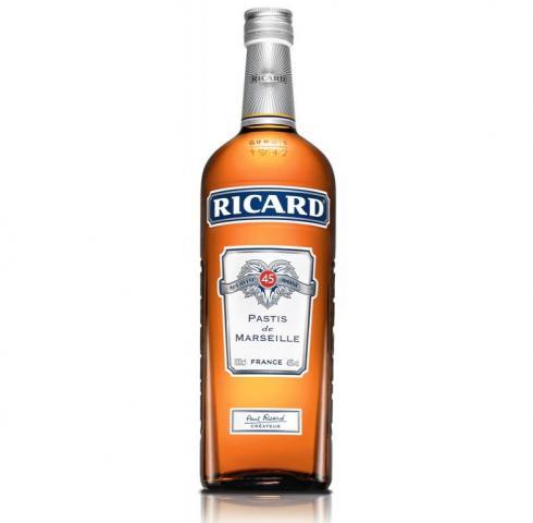 пастис Рикард 1л