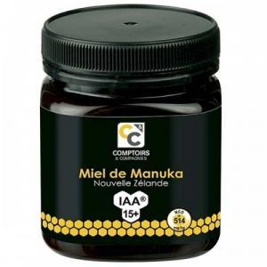 Комптоирс и Ко 250гр мед от Манука ИАА 15+ m1