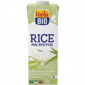 БИО алтернативна напитка Исола 1л Ориз без Глутен m1