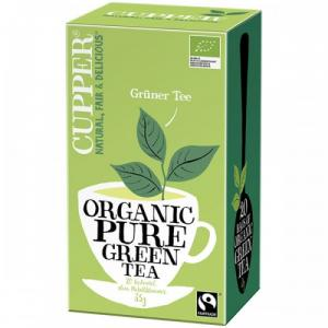 Био чай Купър 35г Зелен m1