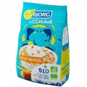 БИО зърнена закуска BJORG 220г с МЕД m1