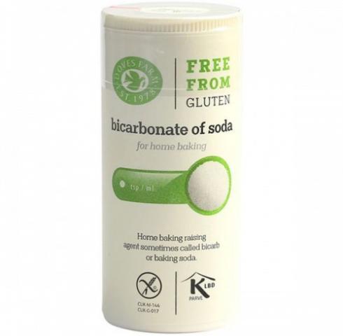 Health Farm Сода Бикарбонат 200г БЕЗ ГЛУТЕН