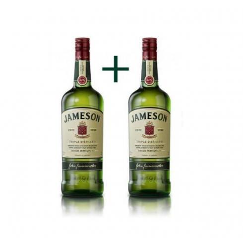 2 x  Jameson уиски 1л