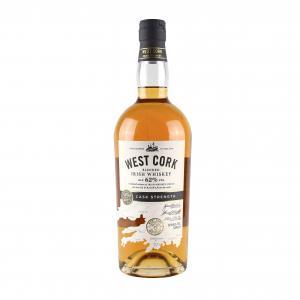 уиски Уест Корк 700мл Каск Стренгт  m1