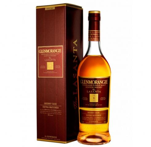 Glenmorangie  The Lasanta 700ml.