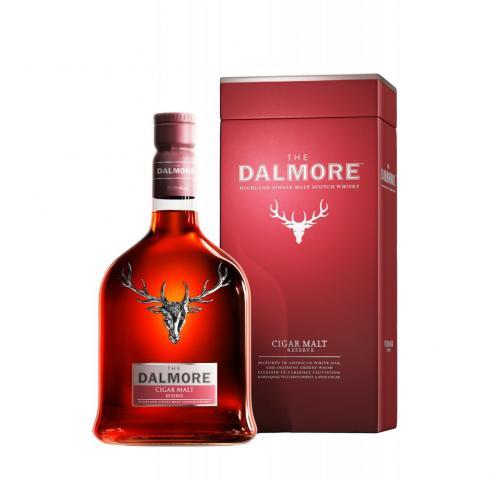Уиски Далмор 1000мл Сигар Малц