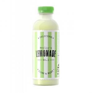 плодова напитка Лимонада №2 600мл Лайм и Мента m1