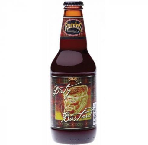 бира Фаундърс 355мл Дърти Бастард
