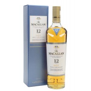 уиски Макалан 700мл 12г Трипъл Каск Матуред m1