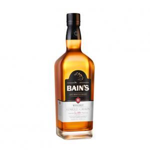 уиски Бейнс 700мл Сингъл Греин m1