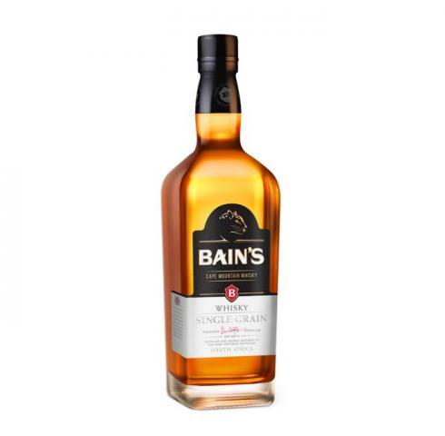 уиски Бейнс 700мл Сингъл Греин