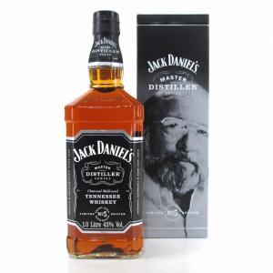 Уиски Джак Даниелс 1000мл Мастър Дистълър №5 m1