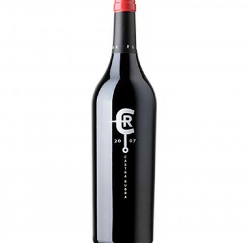 вино Кастра Рубра 750мл Мерло и Каберне Совиньон 2007