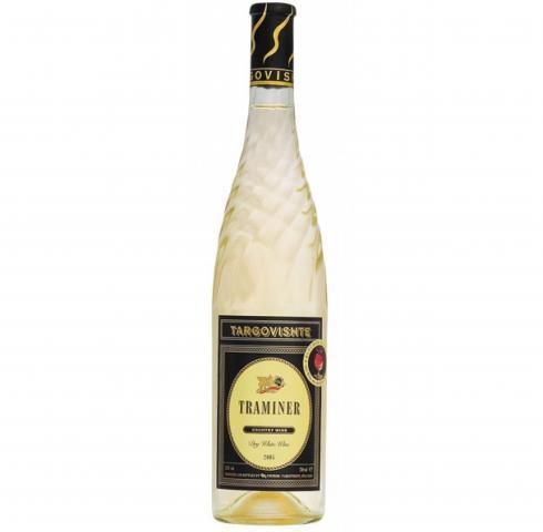вино Търговище 750мл Траминер