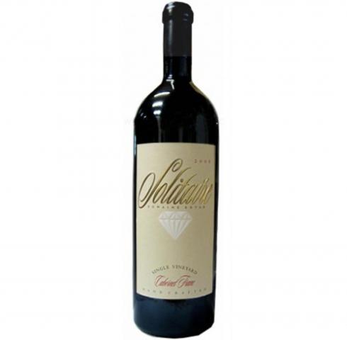вино Домейн Бойар Солитер 750мл Каберне Совиньон 2011г