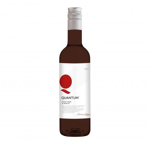 вино Домейн Бойар Квантум 375мл Пино Ноар и Мерло