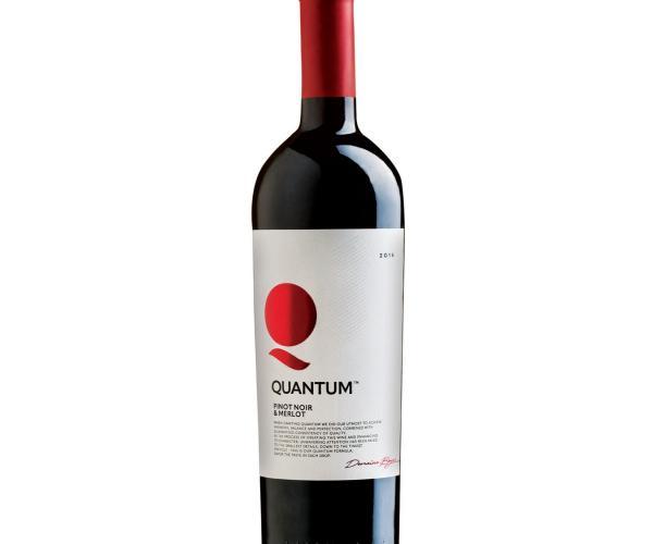 вино Домейн Бойар Квантум 750мл Пино Ноар и Мерло p1