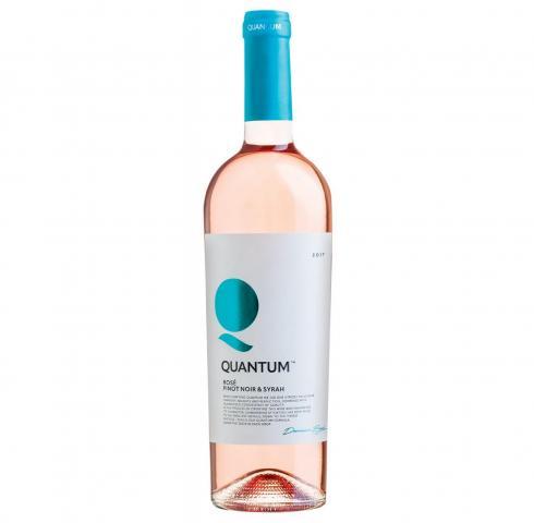 вино Домейн Бойар Квантум 750мл Розе Пино Ноар и Сира