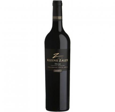 вино Клайне Залзе Винярд Селекшън 750мл Шираз 2007г