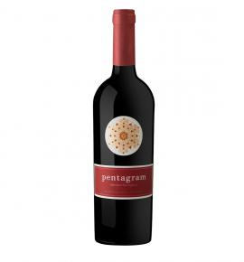вино Пентаграм 750мл Каберне Совиньон