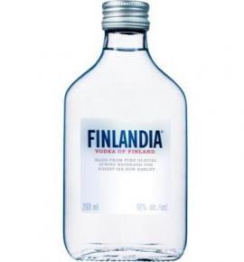 водка Финландия 200мл