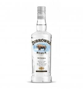 водка Зубровка 700мл Бяла