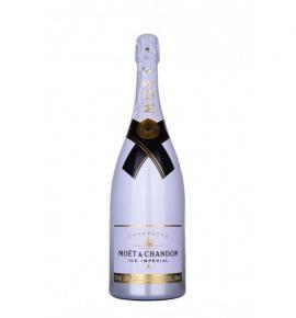 шампанско Моет и Шандон Империал 1,5л Айс Магнум без кутия