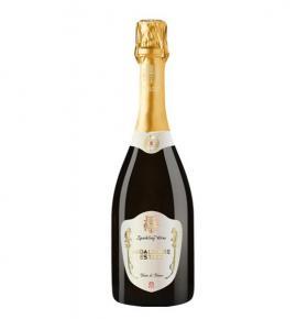 пенливо вино Мидалидаре 750мл Блан де Блан