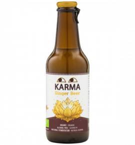 БИО безалкохолна джинджифилова бира Карма 250мл
